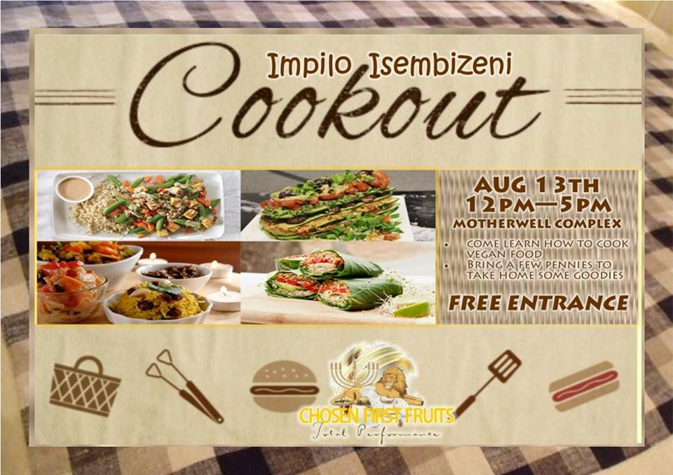 Vegan Cookout Event