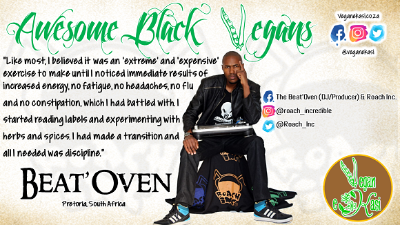 Awesome Black Vegan – The Beat Oven