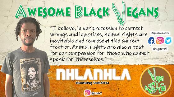 Awesome Black Vegans – Nhlanhla